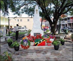 Nevis War Memorial