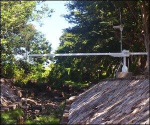 Nevis Remote Water Alert System