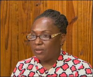 Nevis Women's Council President - Patricia Claxton