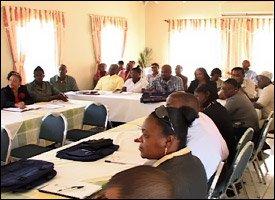 Project Analysis Workshop Participants