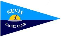Nevis Yacht Club Burgee