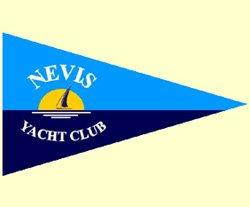 Nevis, West Indies Yacht Club Burgee