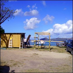 Nevis Yacht Club - Oualie Beach Resort Hotel