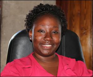 Nevis Youth Officer - Lanisa Burke