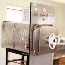 New Autoclave For Nevis Hospital