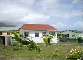 New Homes At Ottley's In St. Kitts