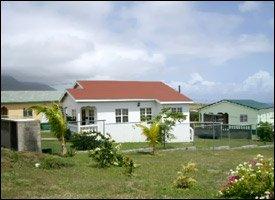 New Homes In St. Kitts - Nevis