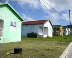 New Homes In Sandy Point, St. Kitts