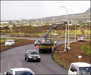 St. Kitts – Nevis To Install More LED Lights