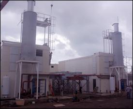 New MAN Generators at Needsmust Power Station