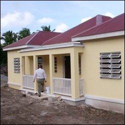 New Nevis Police Barracks In Butlers