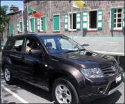 Nevis Police Receive New Vehicle
