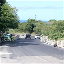 New Prospect Road Bridge