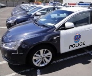 Taiwan Donates Cars To St. Kitts – Nevis Police Force