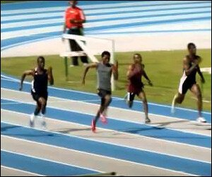 St. Kitts' New Track