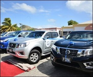 Water Department Receives New Vehicles