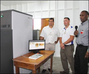New X-Ray Machine To Aid Nevis Customs