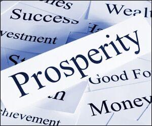 PM Harris Makes Promise of Prosperity