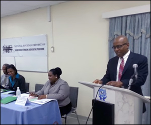 National Housing Corporation Press Conference