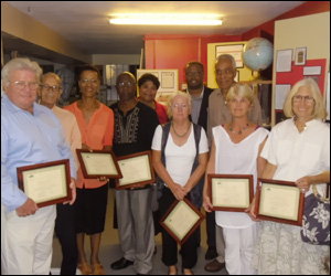 NHCS Award Winners - 2014