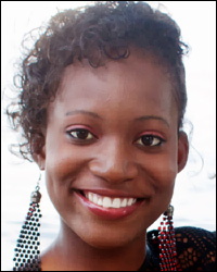 Nichelle Henry - Ms Labour Party Beauty Pageant Contestant