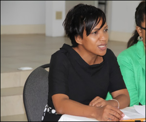 Ms Liburd - Nevis Ministry of Health