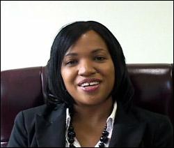 HIV/AIDS Coordinator on Nevis - Nicole Slack-Liburd