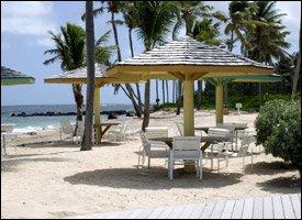 Nisbet Beach - Nevis, West Indies.