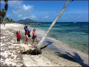 Nisbet Beach Nevis