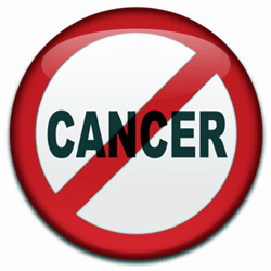 No To Cancer Sign