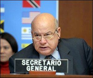 OAS Secretary General  - Jose Miguel Insulza