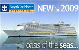 Royal Caribbean Cruise Lines - Oasis of The Seas