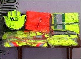 OccuNomix Safety Vests Donation