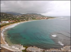 View From An Ocean's Edge Condominium - St. Kitts