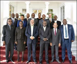 Heads of State - OECS 62nd Meeting