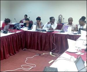 OECS Media Clinic Participants