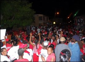 Meeting In Old Road, St. Kitts
