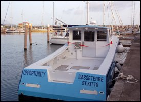 The St. Kitts - Nevis Fishing Boat - Opportunity