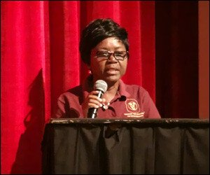 Ornette Webbe - Nevis Teachers Union