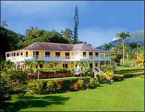 Ottleys Plantation - St. Kitts - Nevis
