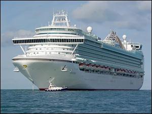 P&O Cruise Lines - MV Ventura