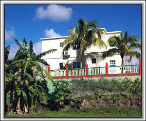 Palm Springs Guest House - Nevis Island