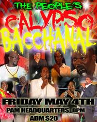 The People's Calypso Bacchanal