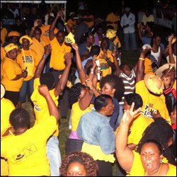 PAM Supporters Were Not Swayed By Dirty Trick
