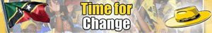 PAM Time For Change Logo