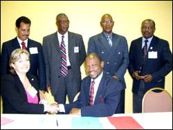 PANCAP Meeting Members