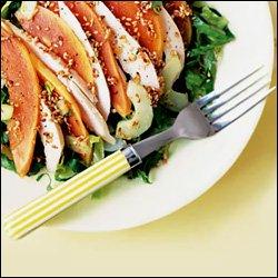 Papaya Chicken Salad Recipe