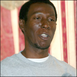 Pastor Euclid Lawrence - Crossroads Community Church