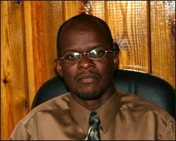 Mr Patrice Nisbett - Legal Advisor