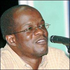 St. Kitts - Nevis Attorney General - Patrice Nisbett